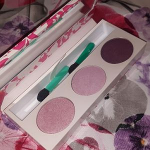 Clinique color surge eyeshadow Duo and blush
